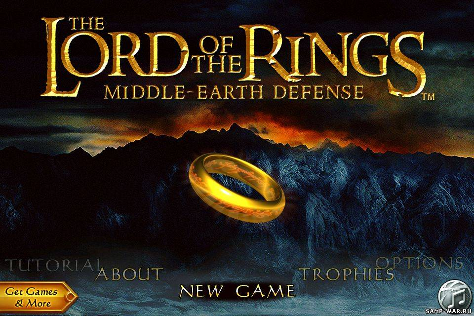 Скачать Игру Lord Of The Rings Для Андроид